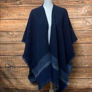 Woolrich Blanket Cardigan Reversible